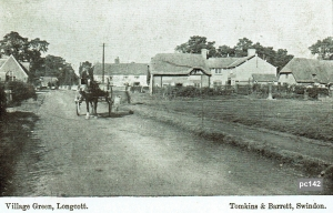 Longcott Postcard 142