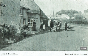 Longcott Postcard 146