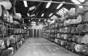 Mat Factory Photograph 0562b