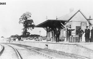 Railway Photograph 0685
