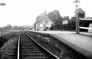 Railway Photograph 1281
