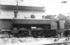 Railway Photograph 1667