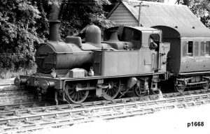 Railway Photograph 1668