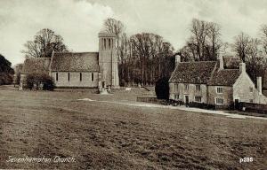 Sevenhampton Postcard 285