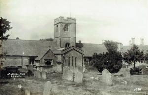 Sevenhampton Postcard 286