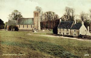 Sevenhampton Postcard 410