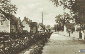 Shellingford Postcard 176