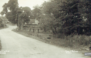 Shellingford Postcard 177