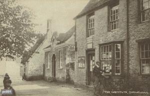 Shrivenham Postcard 001