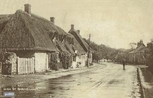 Shrivenham Postcard 003