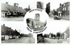 Shrivenham Postcard 022