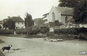 Shrivenham Postcard 055