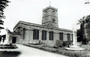 Shrivenham Postcard 417