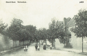 Shrivenham Postcard 423