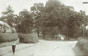 Shrivenham Postcard 424