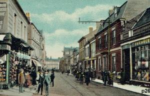 Swindon Postcard 261