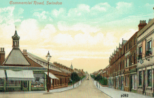 Swindon Postcard 262