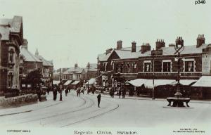 Swindon Postcard 340