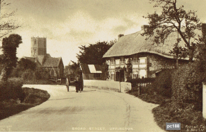 Uffington Postcard 188