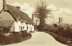 Uffington Postcard 347