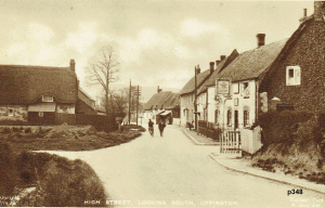 Uffington Postcard 348