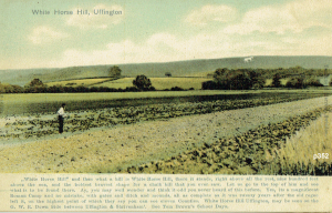 Uffington Postcard 352