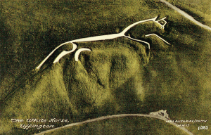 Uffington Postcard 353