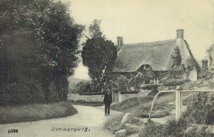 Uffington Postcard 356
