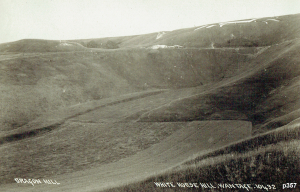 Uffington Postcard 357