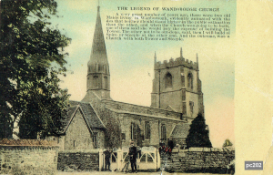 Wanborough Postcard 202
