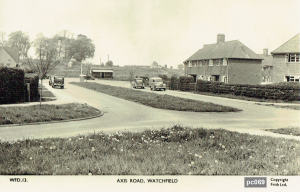 Watchfield Postcard 069