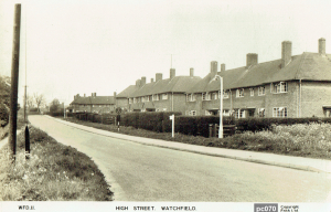 Watchfield Postcard 070
