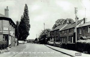 Watchfield Postcard 073
