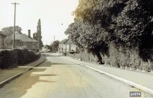 Watchfield Postcard 074