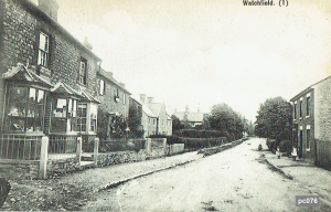 Watchfield Postcard 076