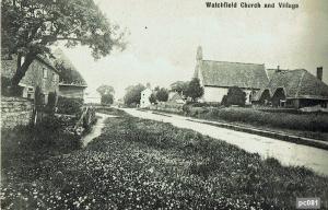 Watchfield Postcard 081