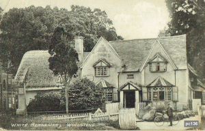 Woolstone Postcard 136
