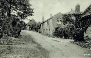 Woolstone Postcard 140