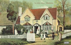 Woolstone Postcard 141