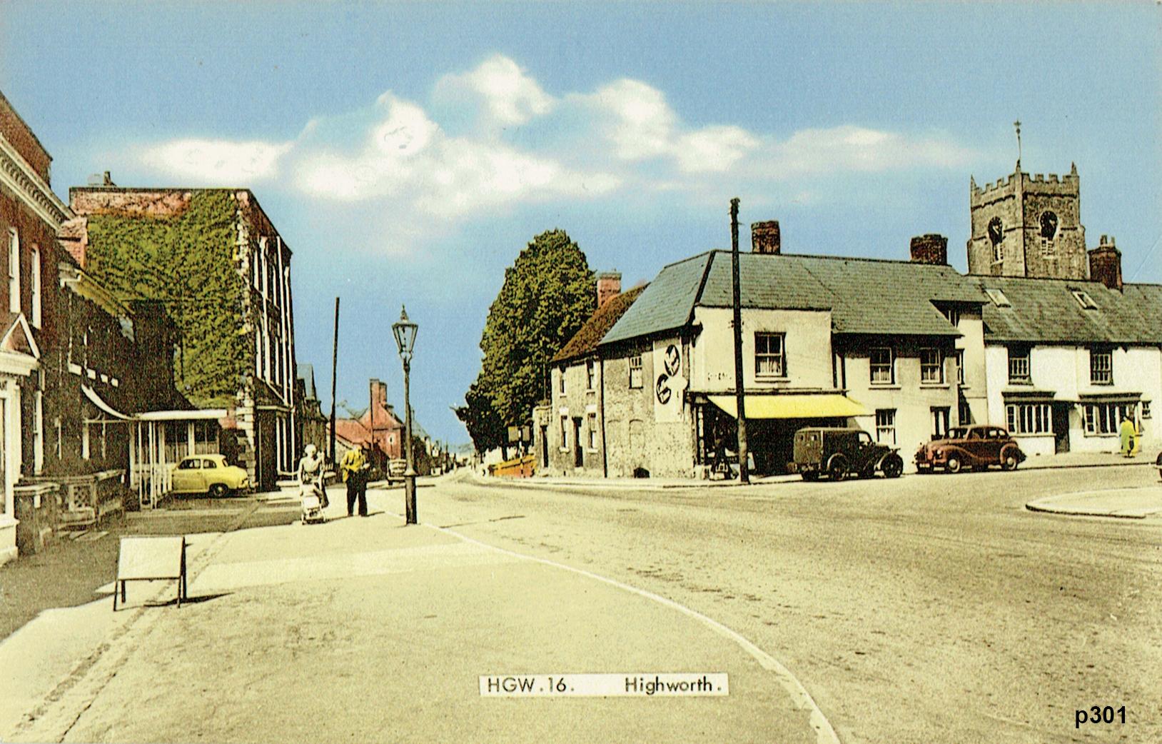 Westrop, Highworth
